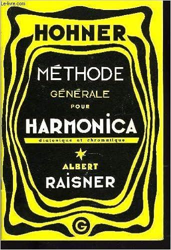 Methode generale pour harmonica
