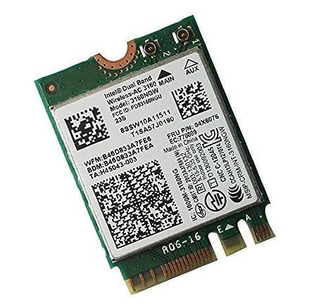 Lenovo Intel Dual Band Wireless-AC 3160 3160NGW 04X6034 for Lenovo Y40 Y50  E10-30 Thinkpad E455 E555