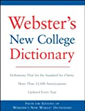 Webster's New World College Dictionary, Michael E. Agnes, 0764598457