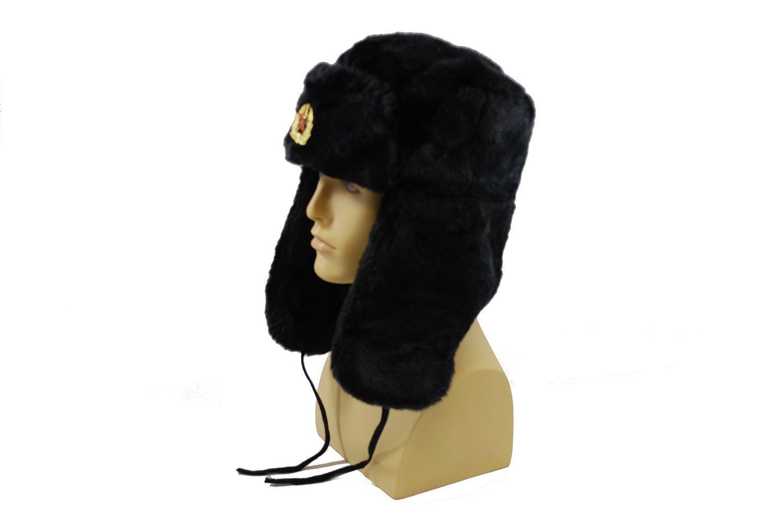 Gorro ruso de pelo sintético 9a3741ea60c