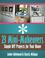 Have you wondered how you can decorate your home inexpensively?  Does the thought of home decor for cheap interest you?  Then your answer is in mini-makeovers. In this book you will discover 23 mini-makeover ideas that can get you started. - ...