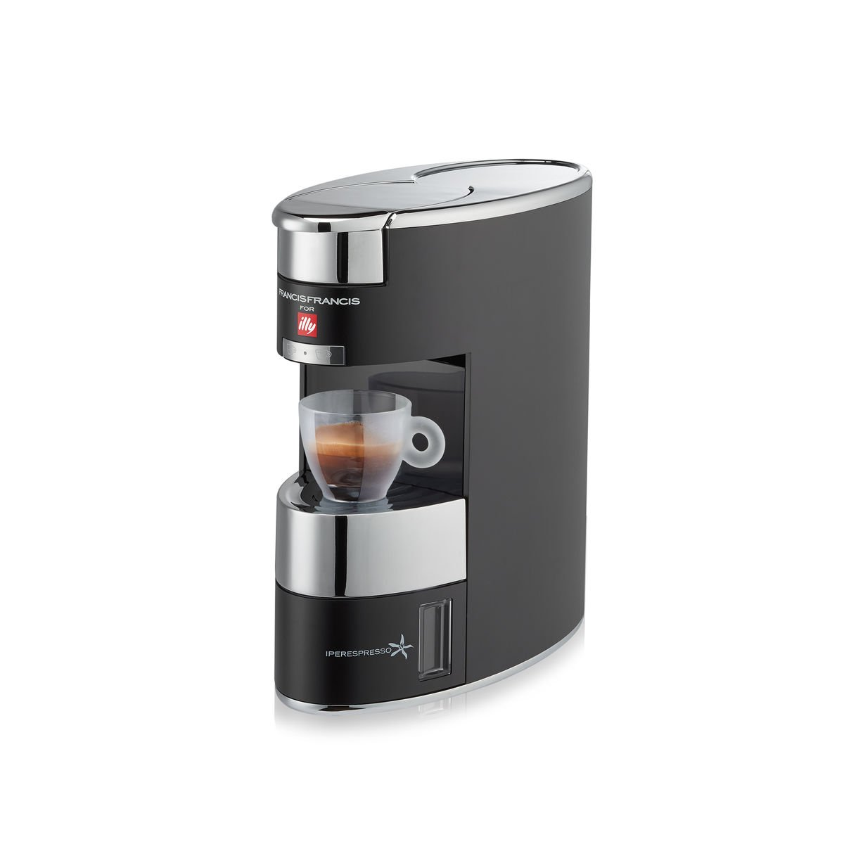 Illy iPerEspresso Home X9 Coffee and Espresso Machine Red