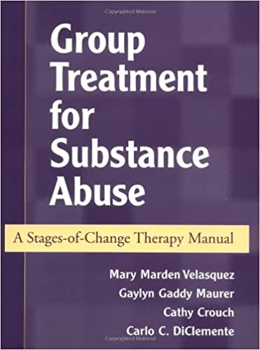 Group Treatment for Substance Abuse: A Stages-of-Change Therapy ...