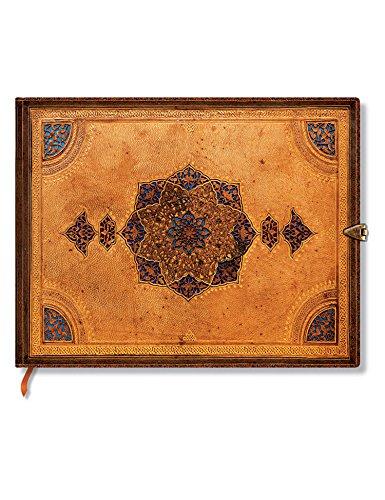 Safavid Guest Book Journal Unlined