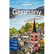 Lonely Planet Germany 8th Ed.: 8th Edition