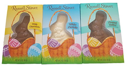 russell-stover-milk-chocolate-easter-bunny-pack-caramel-solid-milk-chocolate-and-peanut-butter-3-pac