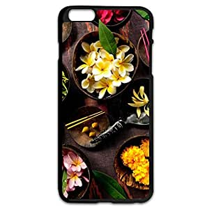 Flower-Skin For IPhone 6 Plus By Amusing/making Case