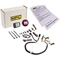 MPC Complete Remote Starter Kit Fits Chrysler 300-300C, Dodge Charger & Journey [2011-2017] - For Push-to-Start Ignitions - Includes the Required Flash Link Updater!