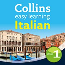 Italian Easy Learning Audio Course Level 1: Learn to speak Italian the easy way with Collins Audiobook by Clelia Boscolo, Rosi McNab Narrated by  Collins