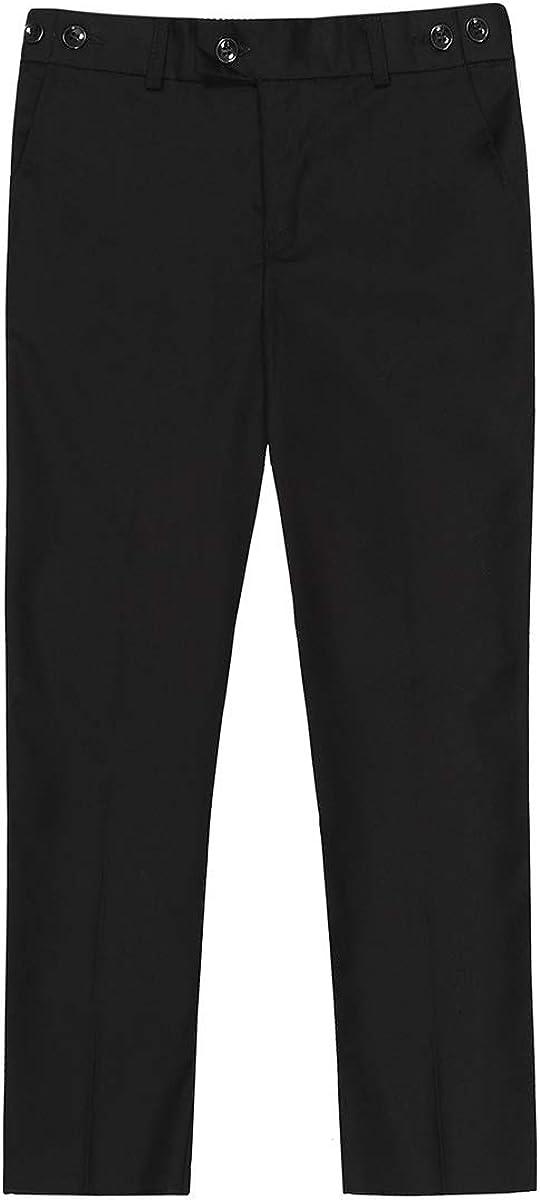 Boys Fashion Tuxedo Suit Colorful Dress 2 Pieces Blazer Pants with Tail