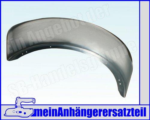 Metall Blech Schutzblech Kotfl/ügel 180x640mm 18x64 cm f/ür Pkw Anh/änger