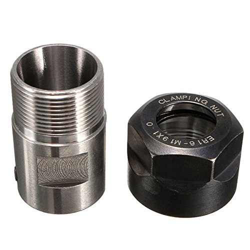 Hitommy ER16A 5mm Holder Motor Shaft Extension Rod Collet Chuck Holder by Hitommy (Image #9)