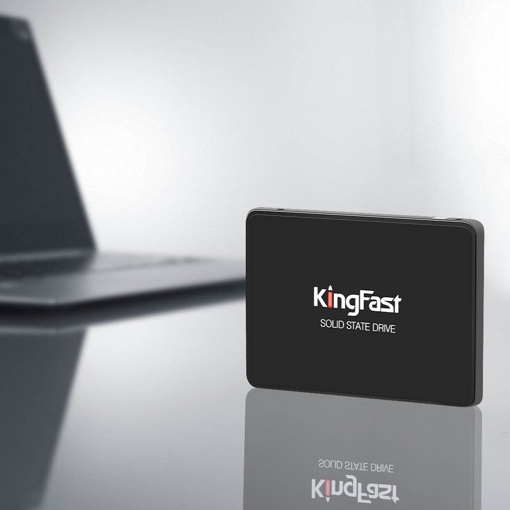 Kingfast SSD 240GB - Solid State Drive with Incredible Sequential Read/Write Up to 550MB/s, 2.5 Inch SATAIII Faster Boot-ups, Shutdowns, Data Transfers Internal Solid State Drive for Desktop PC Laptop by Kingfast (Image #6)