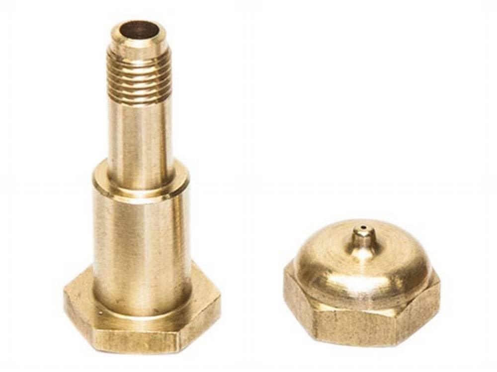 Velleman NOZ8200//SP Spare Nozzle Assembly for Model K8200 3D Printer 1 Grade to 12 Grade