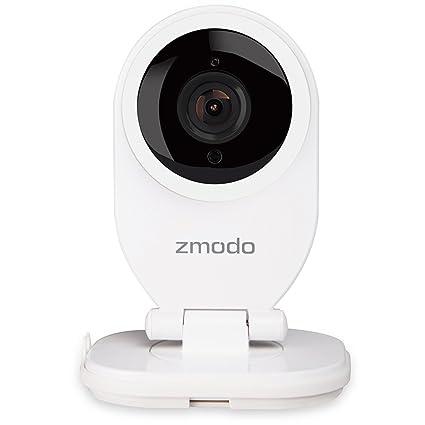 DXP Zmodo WiFi 720P HD Mini IP Vigilancia Cámara ezcam con de 2 Vías de audio