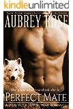 Perfect Mate (Book Two: A Werewolf BBW Shifter Romance)