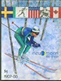 New Moon Ski-Shop ski & accessory catalog 1987-88