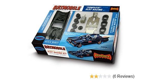 1/32 '66 TV Batmobile Slot Car Race Kit