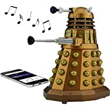 Doctor Who Assault Dalek Bluetooth Speaker with MIC, LED's and Sound Effects. Best Doctor Who gift in the Universe