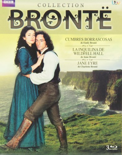 Brontë Collection - 3-Disc Box Set ( Wuthering Heights / The Tenant of Wildfell Hall / Jane Eyre ) [ Blu-Ray, Reg.A/B/C Import - Spain ]