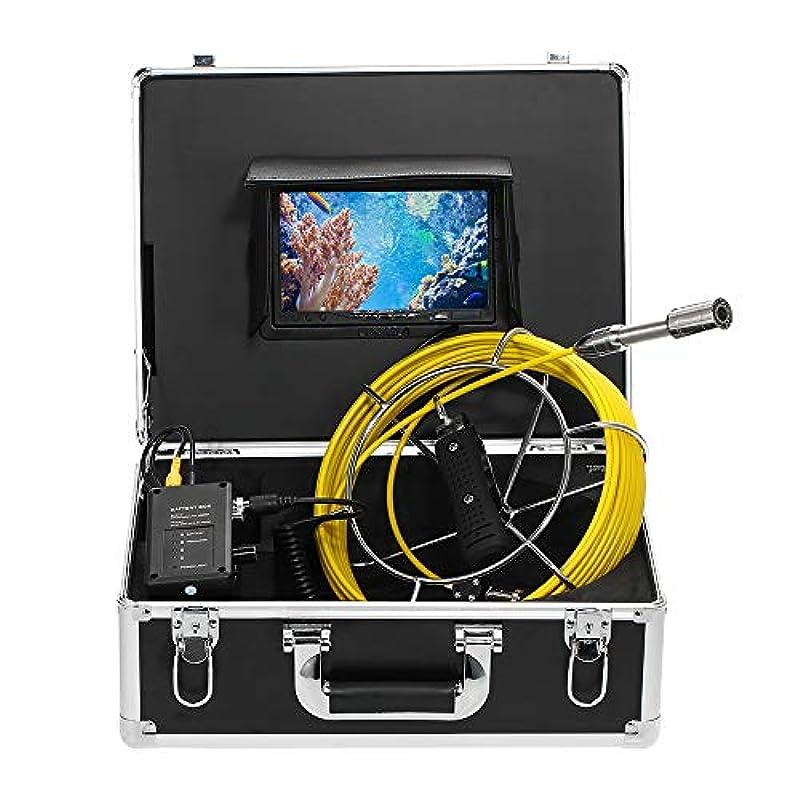 Lixada 배수관 하수도 검사 카메라 LCD 모니터 12 LED