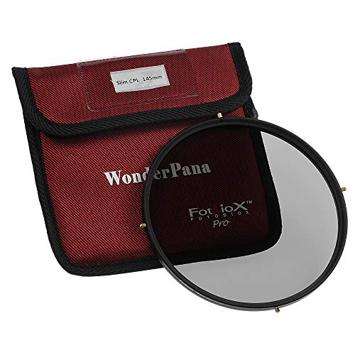 WonderPana FreeArc 145mm CPL Kit Compatible with Canon EF 14mm f/2.8L II USM Lens