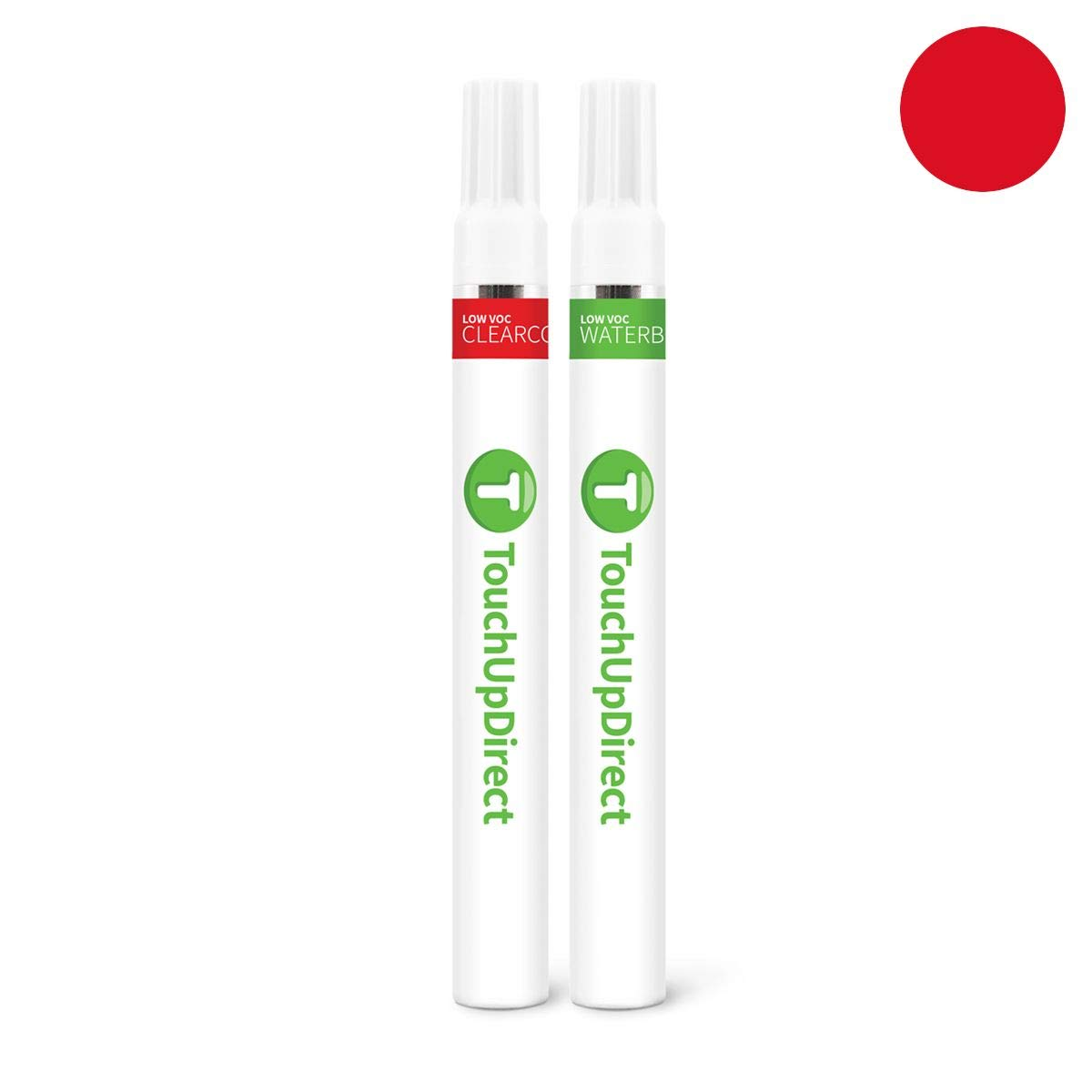 TouchUpDirect for Ford Exact Match Automotive Touch Up Paint - Race Red (PQ)