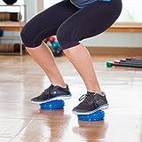 JFIT Balance Pod and Foot Fitness Set - Set of 4 Pods