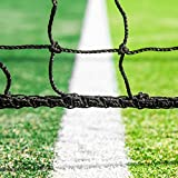 Vermont 2mm Tennis Net [9lbs] - 42ft Wide Doubles