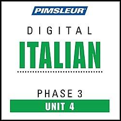 Italian Phase 3, Unit 04