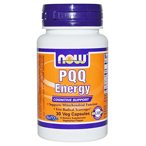 Now Foods, PQQ Energy, 30 Veggie Caps - 2PC