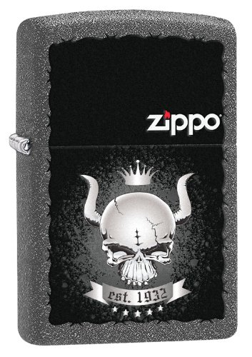 zippo iron stone lighter - 7