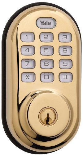 Yale Electronic Deadbolt Motorized Technology