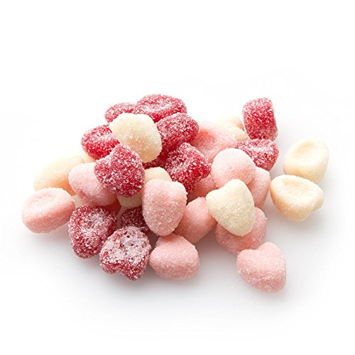 jelly belly petite sour hearts - 1