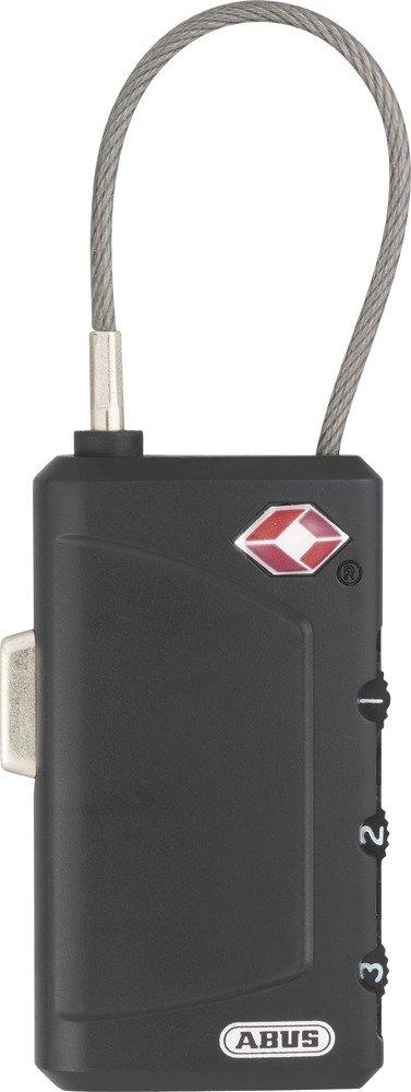 ABUS Kabelschloss TSA-Zertifiziert 148/30, 53094 148TSA