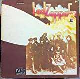 LED ZEPPELIN 2 II vinyl record