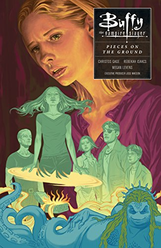 Buffy Season Ten Volume 5: Pieces on the