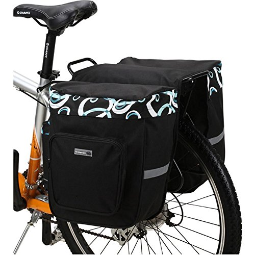 Bicycle Carrier Double Pannier Commuter