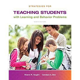 Strategies for Teaching Students with Learning and Behavior Problems, Enhanced Pearson eText –Standalone Access Card (9th Edition)