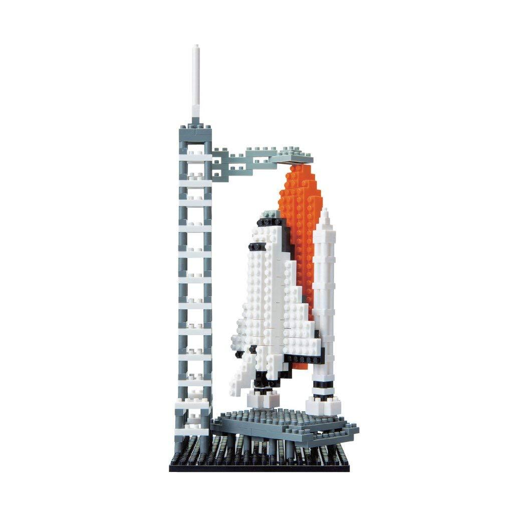 Nanoblock NAN-NBH014 Space Center - Multicolor