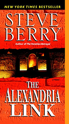 The Alexandria Link (Cotton Malone Book 2) (Development Of Chess Style)