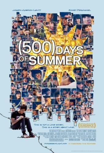 500 Days Of Summer Movie Poster #01 -
