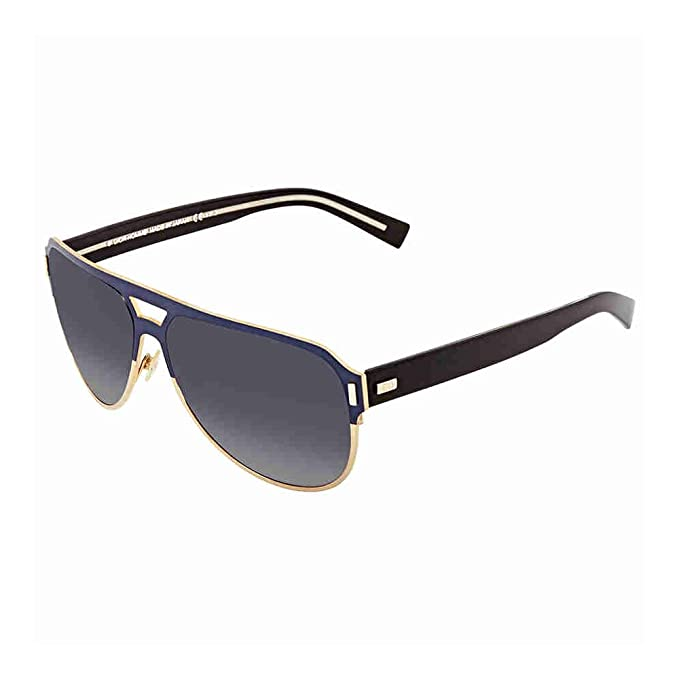 ab09c2d660efa DIOR BLACK TIE 2.0S D S DARK BLUE 0T9F SUNGLASSES  Amazon.ca  Clothing    Accessories