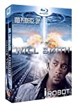 I, Robot + Independence Day [Blu-ray]