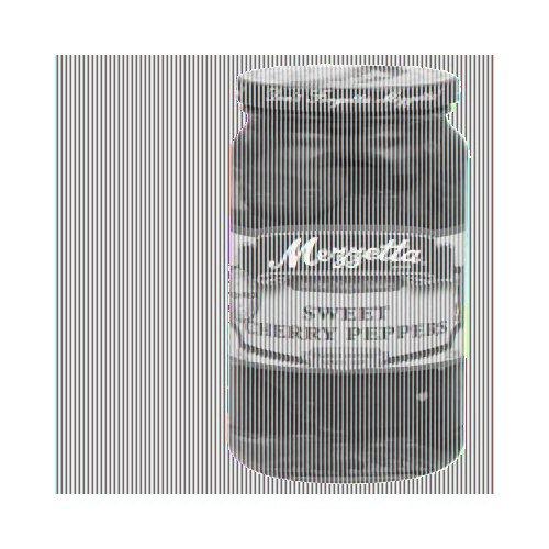 Mezzetta Swt Cherry Peppers - 16 Oz Pack - 6 Case