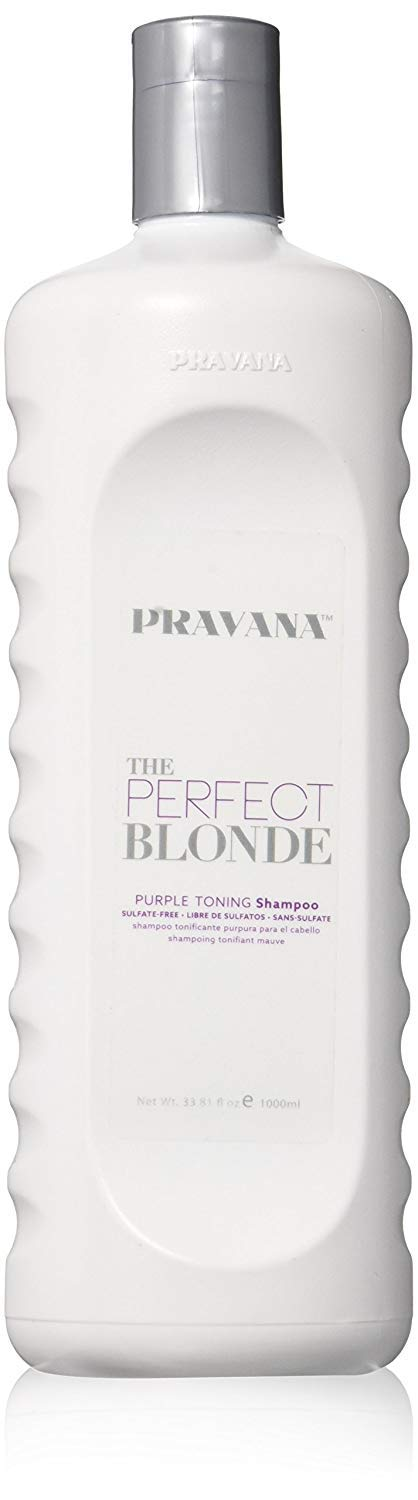Pravana The Perfect Blonde Shampoo 33.8 oz by Pravana