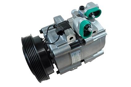 amazon com oem genuine ac compressor w clutch for 01 06 hyundai 2011 Hyundai Sonata A C Compressor