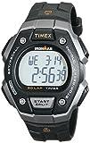 "Timex ""Ironman Classic 30"" - Reloj de tamaño completo, Negro/tono plateado"