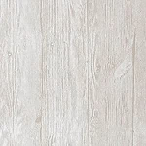 Light grey brown off white wood grain wallpaper contact