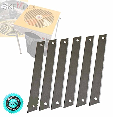 And Is Replacement Trimmer (SKEMiDEX--- 6pc Replacement Cutting Blades for Hydroponic r Leaf Bud Trim Reaper Trimmer This auction is Replacement Blades for Hydroponic Trimmer Measurement: L 6-3/4
